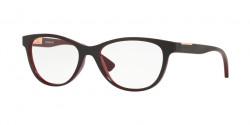 Oakley OX 8146 PLUNGELINE 814604  IML SATIN BLACK/BRICK RED