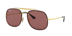 Ray-Ban RB 3583 N 001/75  GOLD dark violet