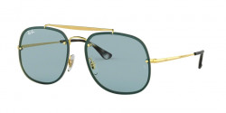 Ray-Ban RB 3583 N 917380  GOLD blue