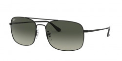 Ray-Ban RB 3611 006/71  MATTE BLACK grey gradient dark grey