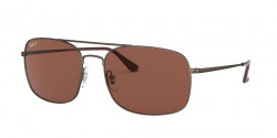 Ray-Ban RB 3611 012/AF  MATTE BROWN polar purple