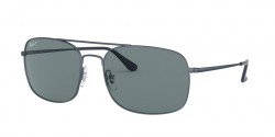 Ray-Ban RB 3611 9169S2  MATTE BLUE  polar purple