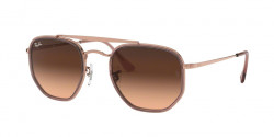Ray-Ban RB 3648 M THE MARSHAL II 9069A5  COPPER pink gradient brown