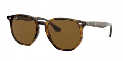 Ray-Ban RB 4306 710/83  HAVANA  polar brown