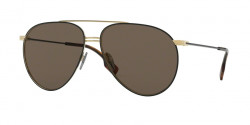 Burberry B 3108 1293/3  GOLD/MATTE BLACK brown