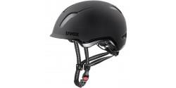 Kask rowerowy Uvex city 9 01 - black mat (czarny mat)