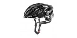 Kask rowerowy Uvex Boss Race  03 black (czarny)
