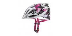 Kask rowerowy Uvex Air wing 01 white- pink (biało-różowy)