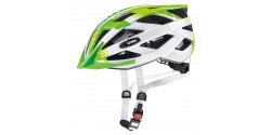 Kask rowerowy Uvex Air wing 14 lime-white (limonkowo - biały)