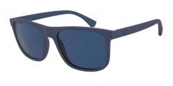 Emporio Armani EA 4129 504287  MATTE BLACK grey