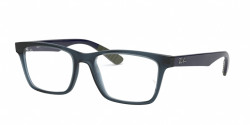 Ray-Ban RB 7025 5796  TRASPARENT BLUE
