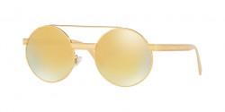 Versace VE 2210 14557P  GOLD  brown mirror gold