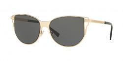 Versace VE 2211  100287  GOLD grey