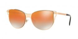 Versace VE 2211  1412I4  ROSE GOLD grey mirr rose gold grad oran