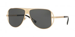 Versace VE 2212  100287  GOLD grey