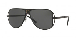 Versace VE 2212  100987  MATTE BLACK grey