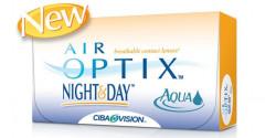 Air Optix Night & Day  Aqua (6szt.)