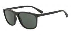 Emporio Armani EA 4109 575671  MATTE BLACK  green