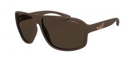 Emporio Armani EA 4130   575573  MATTE BROWN brown