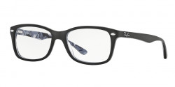Ray-Ban RB 5228 5405  TOP MAT BLACK ON TEX CAMUFLAGE