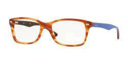 Ray-Ban RB 5228 5799  LIGHT BROWN HAVANA