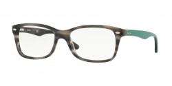 Ray-Ban RB 5228 5800  GREY GREEN HAVANA