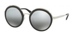 Prada PR 50 TS 1AB6N2  BLACK grey mirror silver gradient