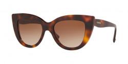 Valentino  VA 4025 501113  HAVANA, brown gradient