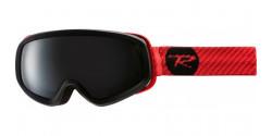 Gogle Rossignol RKHG101 ACE HERO RED BLACK S1+S2