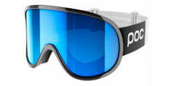 Gogle POC 40516 RETINA CLARITY COMP 8225 URANIUM BLACK spektris blue