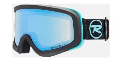 Gogle Rossignol RKIG401 ACE W HP BLACK - CYL ml blue S1