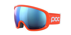 Gogle POC 40440 FOVEA CLARITY COMP 8271 FLUORESCENT ORANGE spektris blue