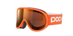 Gogle POC JUNIOR 40064 POCITO RETINA 9050 FLUORESCENT ORANGE orange