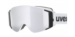 Gogle Uvex G.GL 3000 TOP 55/1/332/1030 WHITE polavision/clear & mirror silver