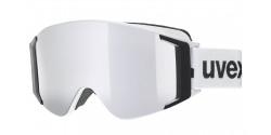 Gogle Uvex G.GL 3000 TOP 55/1/332/1030 WHITE polavision/clear & mirror silver