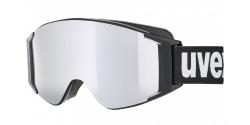 Gogle Uvex G.GL 3000 TOP 55/1/332/2030 BLACK polavision/clear & mirror silver