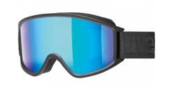 Gogle Uvex G.GL 3000 CV 55/1/333/2030 BLACK MAT mirror blue/colorvision green
