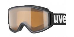 Gogle Uvex G.GL 3000 P 55/1/334/2030 BLACK polavision brown/clear S1