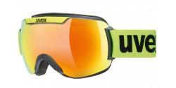 Gogle Uvex Downhill 2000 CV 55/0/117/3030 YELLOW LIME mirror orange colorvision green S2