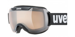 Gogle Uvex Downhill 2000 V 55/0/123/2230 BLACK mirror silver variomatic/clear