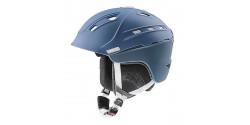 Kask narciarski Uvex P2us 56/6/178/41 NAVY BLUE MAT
