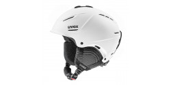 Kask narciarski Uvex P1us 2.0 56/6/211/11 WHITE MAT
