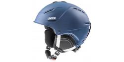 Kask narciarski Uvex P1us 2.0 56/6/211/40 NAVY BLUE MAT