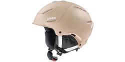 Kask narciarski Uvex P1us 2.0 56/6/211/92 PROSECO MET MAT