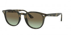 Ray-Ban RB 4259 731/E8  HAVANA GREY green gradient brown
