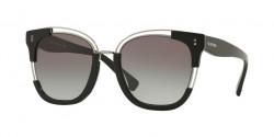 Valentino  VA 4042 50018G  BLACK/GUNMETAL gradient grey