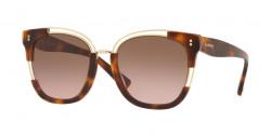 Valentino  VA 4042 501114  HAVNA/GOLD gradient brown violet
