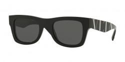 Valentino  VA 4045 500187  BLACK smoke