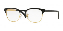 Ray-Ban RB 6317 2833 TOP BLACK ON MATTE GOLD