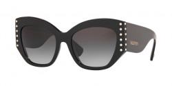 Valentino  VA 4056 50018G  BLACK  gradient black
